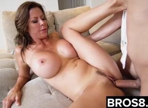 Stepmom fucks son