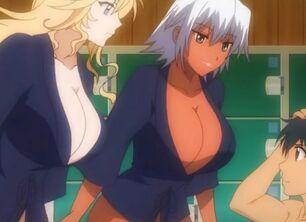 Pornus anime Hentai and